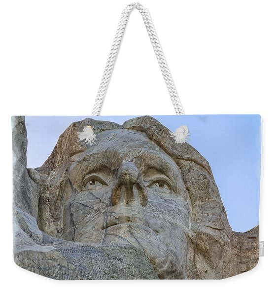 Thomas Jefferson 2 Weekender Tote Bag