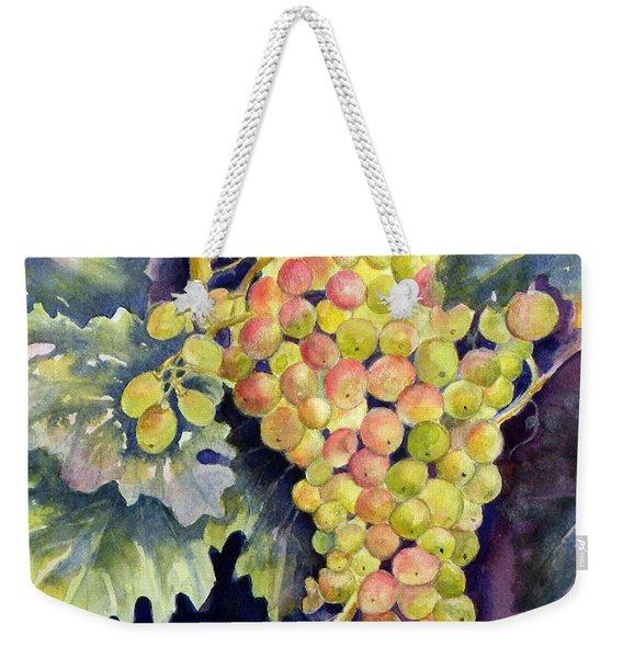 Thompson Grapes Weekender Tote Bag