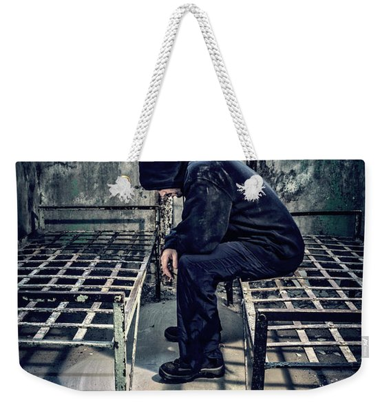 Thorns Of Punishment Weekender Tote Bag