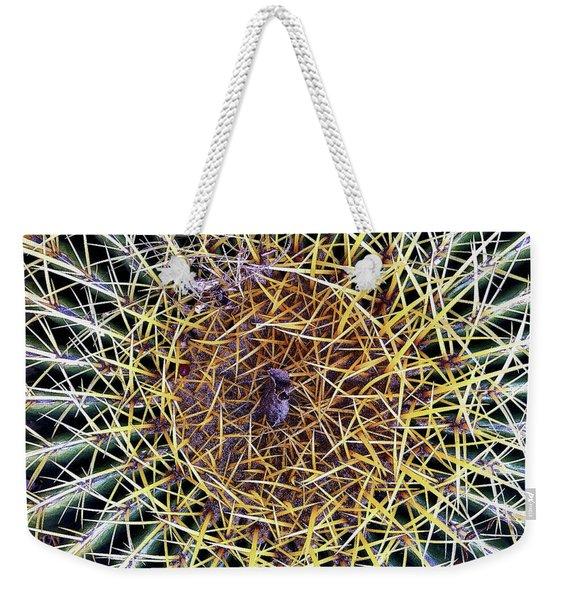 Thorny Weekender Tote Bag