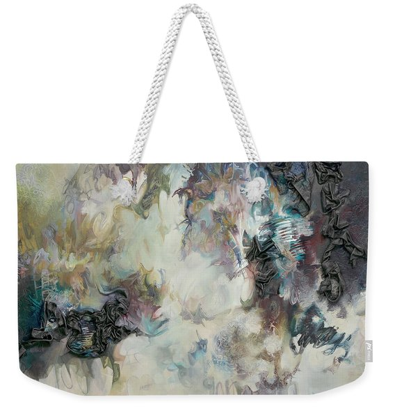 Those Sultry Voices Weekender Tote Bag