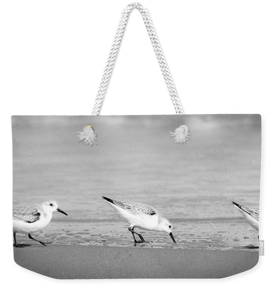 Three Hungry Little Guys Weekender Tote Bag
