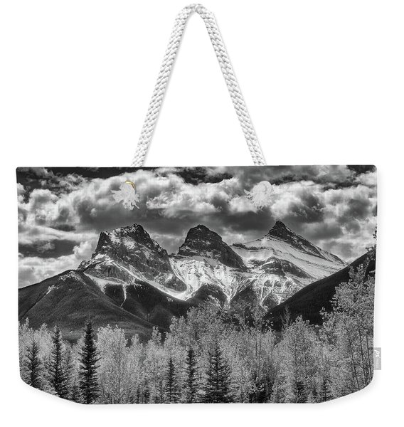 Three Sisters Weekender Tote Bag