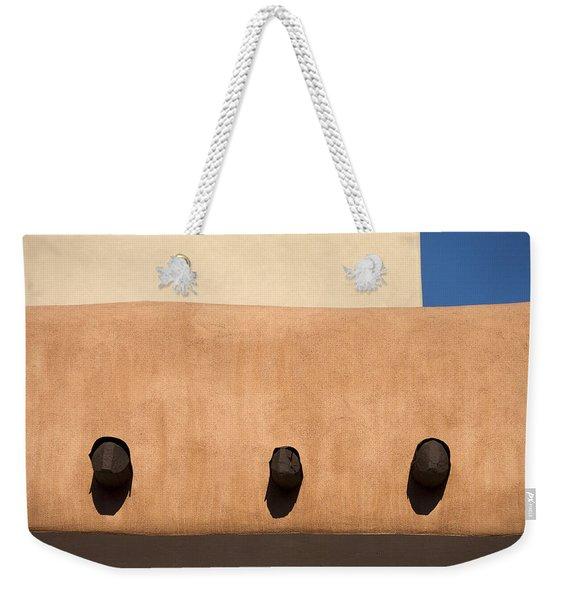 Three Vigas Weekender Tote Bag