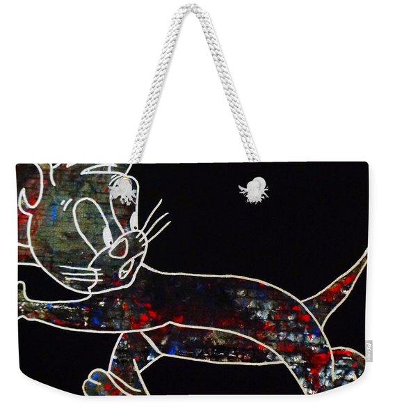Thriller Weekender Tote Bag