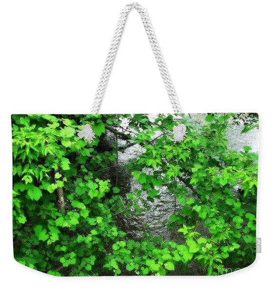 Thriving Weekender Tote Bag