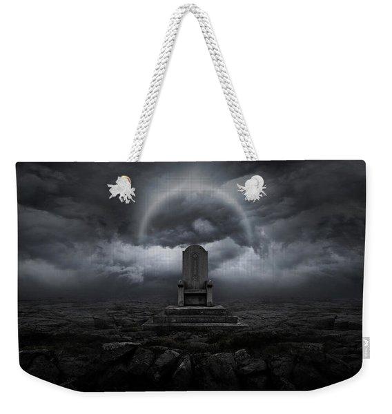 Throne Weekender Tote Bag