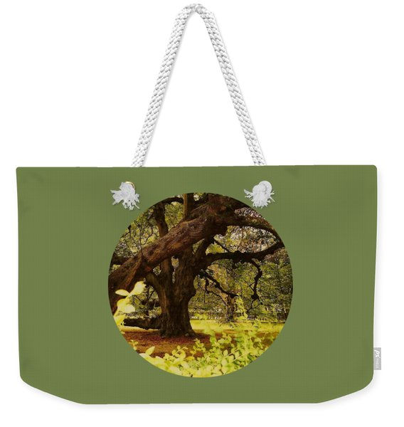 Through The Ages Weekender Tote Bag