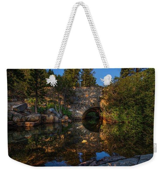Through The Archway - 1 Weekender Tote Bag