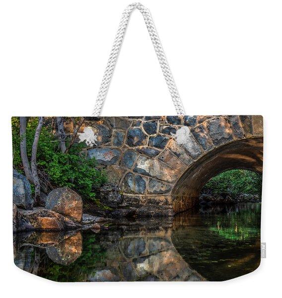 Through The Archway - 2 Weekender Tote Bag