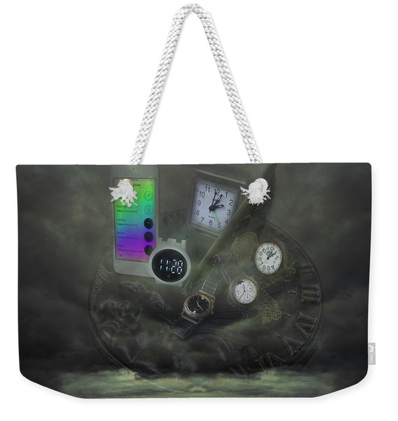 Through The Mists Of Time Weekender Tote Bag