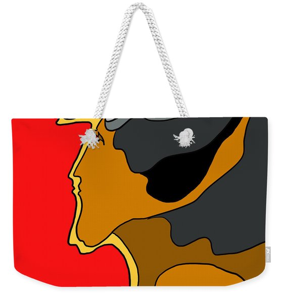Thunder God Weekender Tote Bag