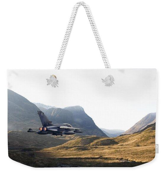 Thunder In The Glen Weekender Tote Bag