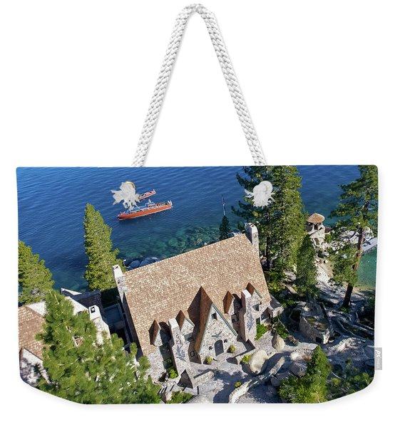 Summer Is Coming Weekender Tote Bag