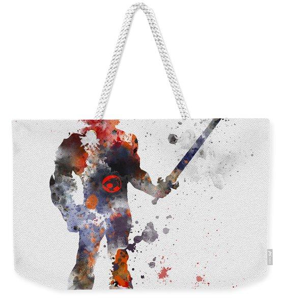 Thundercat Weekender Tote Bag