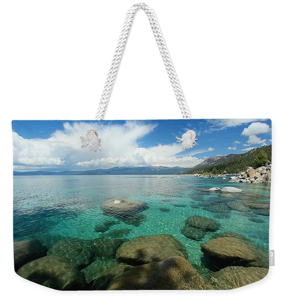 Thundershower Eye Candy Weekender Tote Bag