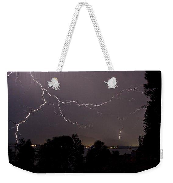 Thunderstorm II Weekender Tote Bag