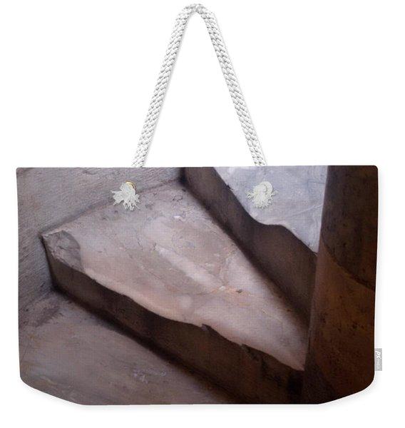 Thy Weary Way Weekender Tote Bag