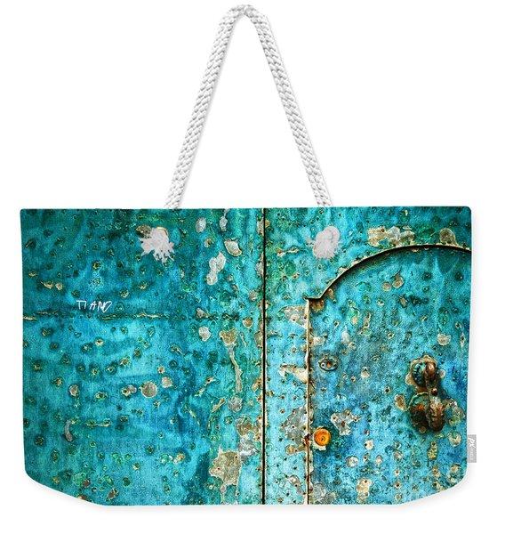 Ti Amo  I Love You Weekender Tote Bag