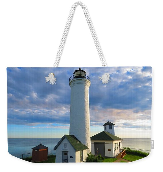 Tibbetts Point Lighthouse In June Weekender Tote Bag