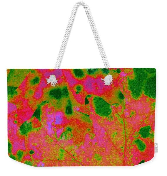 Tickled Pink Weekender Tote Bag