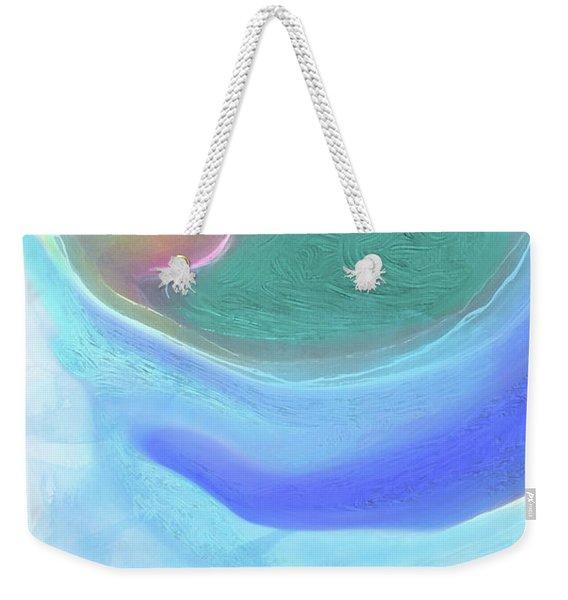 Tidal Pool Weekender Tote Bag