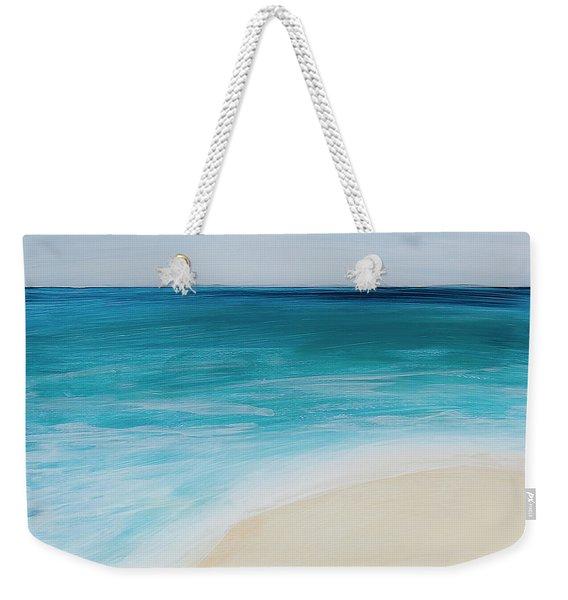 tide Coming In Weekender Tote Bag