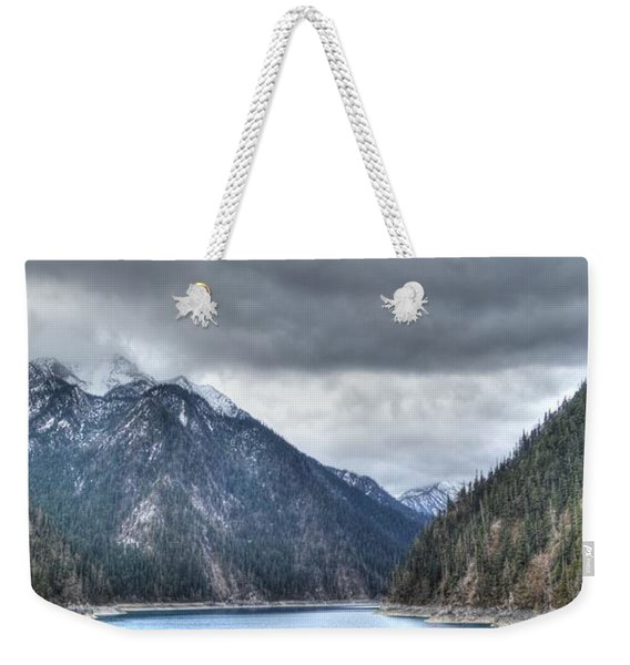 Tiger Lake China Weekender Tote Bag