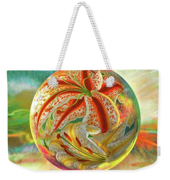 Tiger Lily Dream Weekender Tote Bag