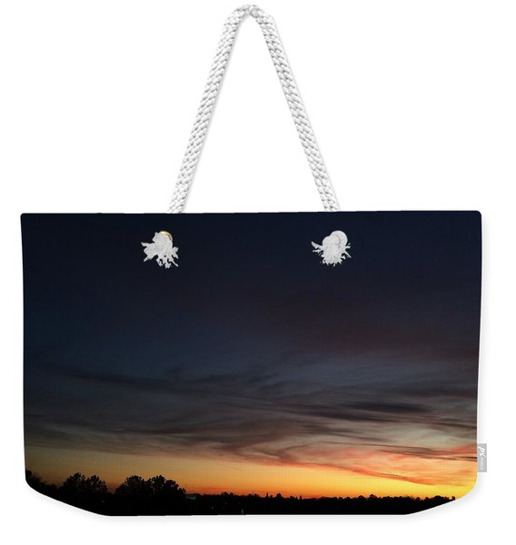 Till Another Tomorrow Weekender Tote Bag