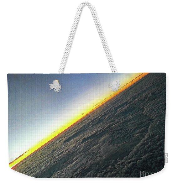 Tilt Horizon Weekender Tote Bag