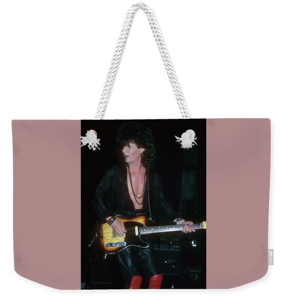 Tim Farriss Of Inxs Weekender Tote Bag