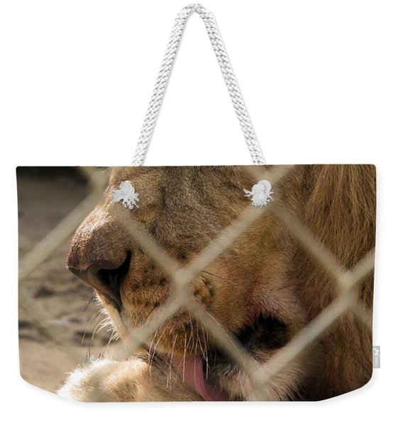 Time For A Bath Weekender Tote Bag