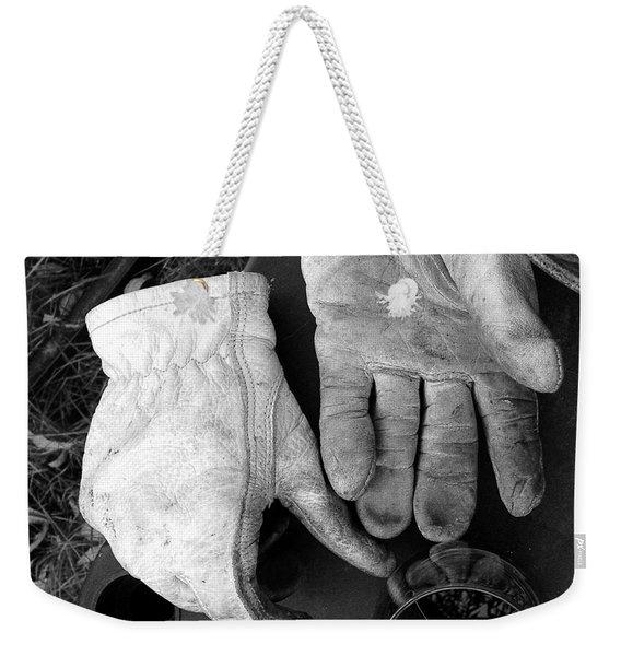 Time For A Break Weekender Tote Bag