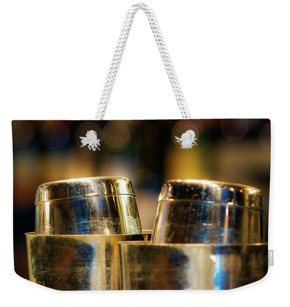 Time For A Cocktail Weekender Tote Bag