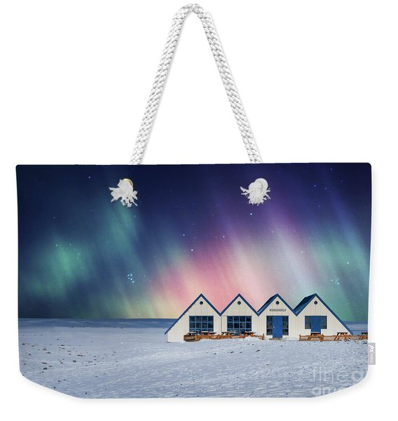 Time For Miracles Weekender Tote Bag
