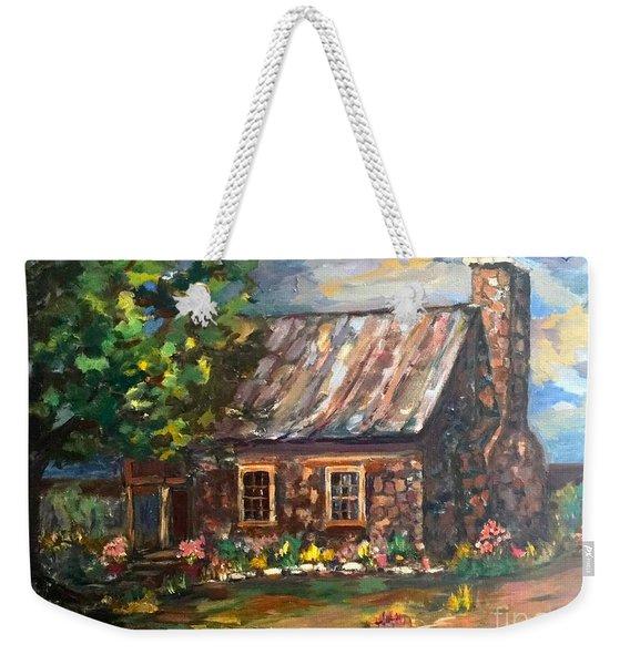 Time Gone By Weekender Tote Bag