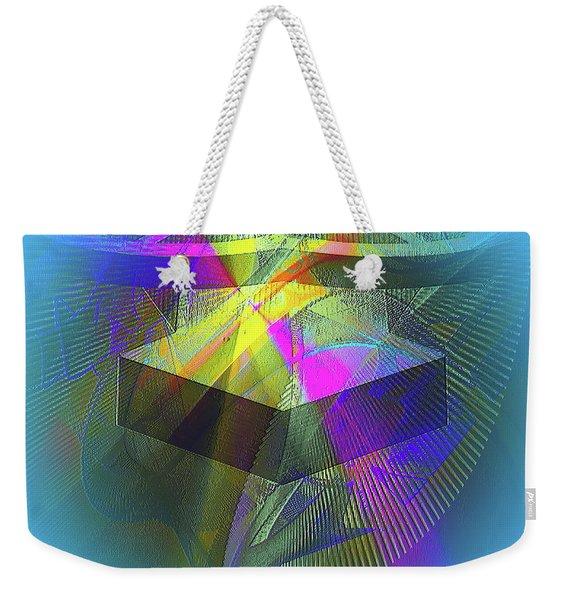 Time Machne Weekender Tote Bag