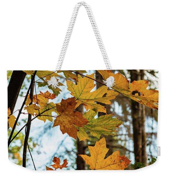 Time Of Change Weekender Tote Bag