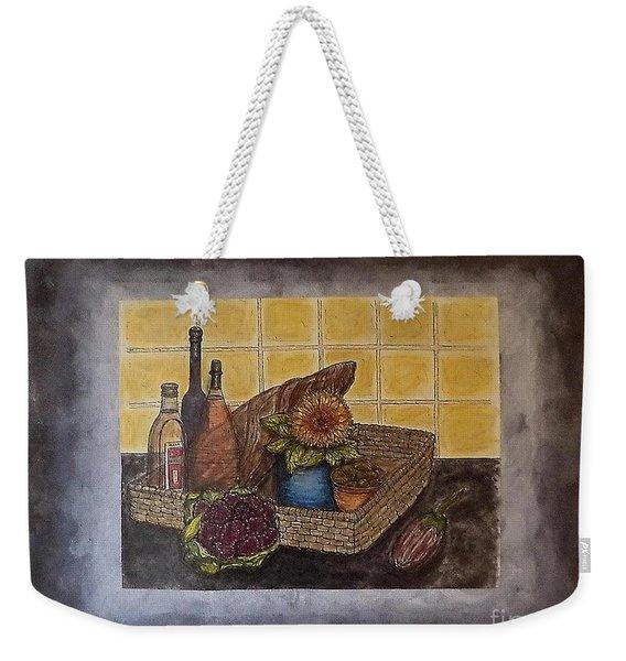 Time To Cook Weekender Tote Bag