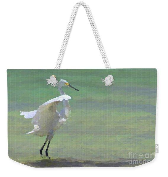 Time To Dance Weekender Tote Bag