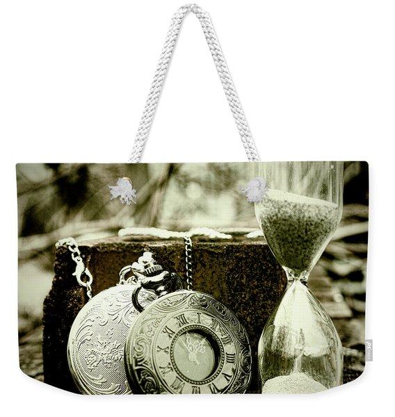 Time Tools Weekender Tote Bag