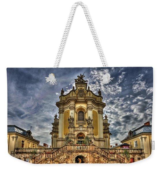 Timeless Beauty Weekender Tote Bag