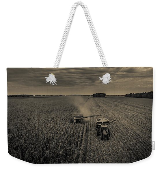 Timeless Farm Weekender Tote Bag
