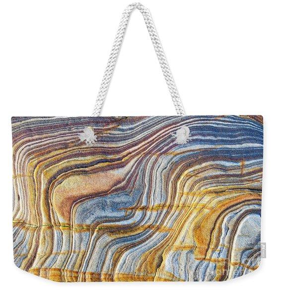 Timeless Weekender Tote Bag