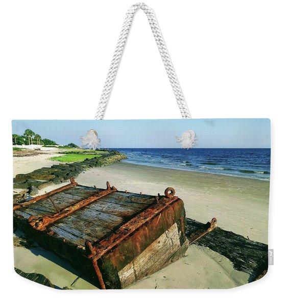 Timeless Treasure Weekender Tote Bag