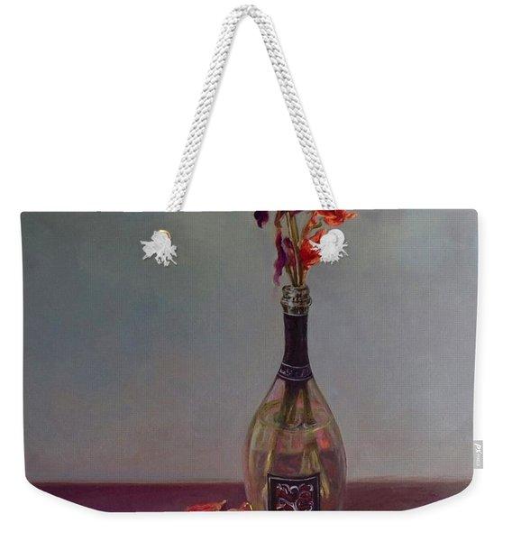 Lingering Weekender Tote Bag