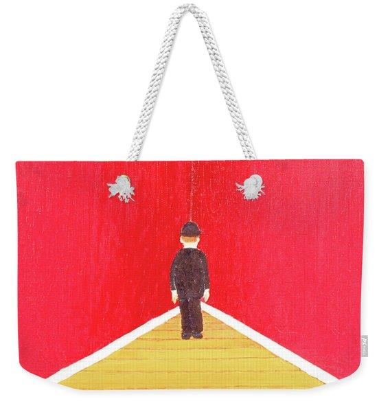 Timeout Weekender Tote Bag