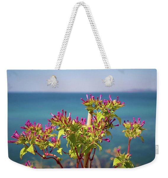Tiny Beauties Weekender Tote Bag