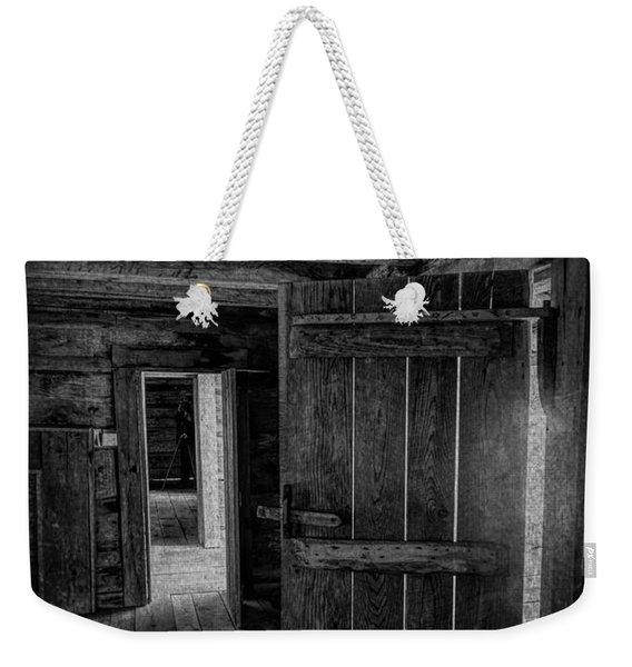 Tipton Cabin Award Winner Weekender Tote Bag